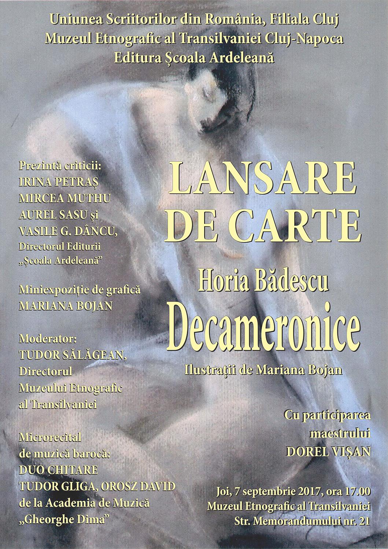 Horia Bădescu - Decameronice