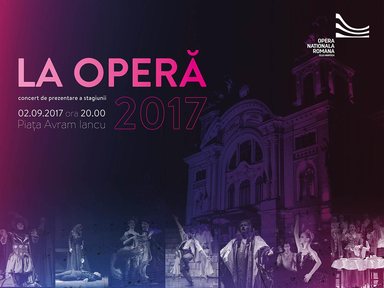 La Operă – concertul de prezentare a stagiunii 2017-2018