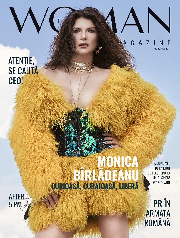 The Woman Magazine, din pixeli în culori și povești de succes