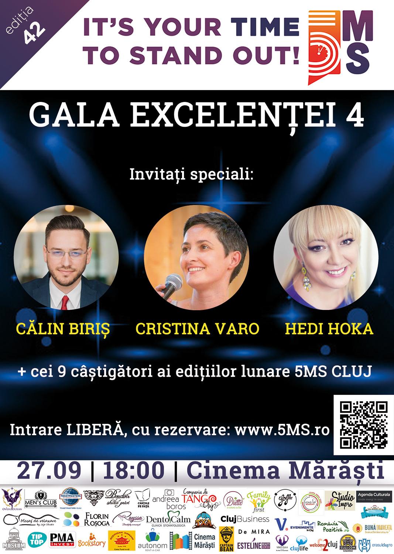 5MS - Gala Excelenței