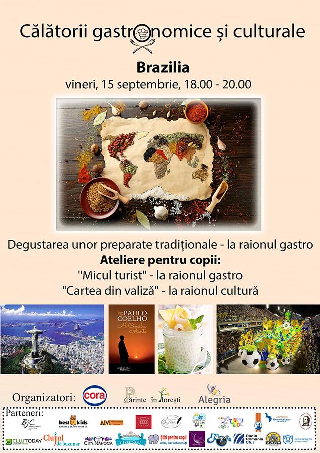 Călătorii gastronomice și culturale - Brazilia