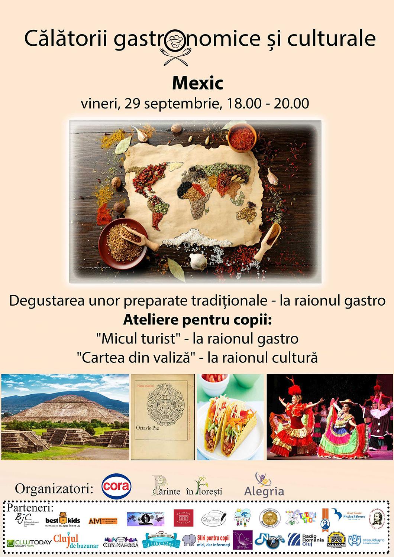 Călătorii gastronomice și culturale – Mexic
