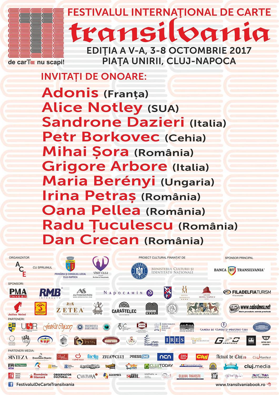 Festivalul Internațional de Carte Transilvania (FICT)
