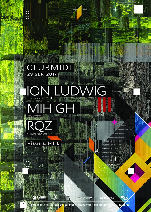 Ion Ludwig, Mihigh și Rqz
