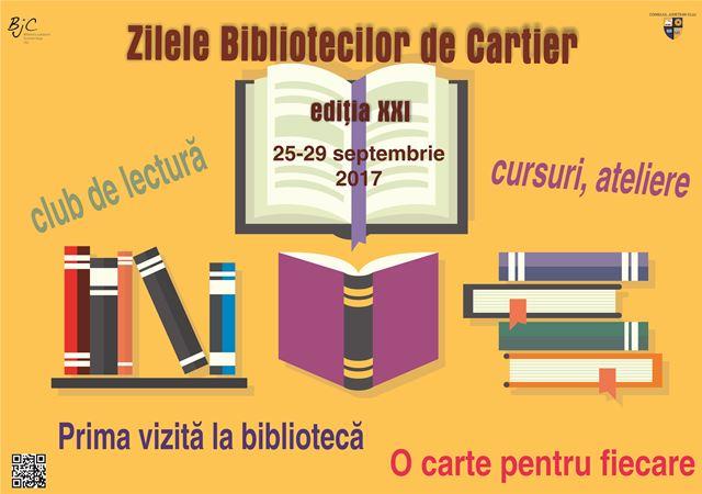 Zilele Bibliotecilor de Cartier