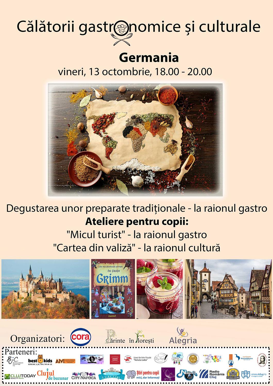 Călătorii gastronomice și culturale - Germania