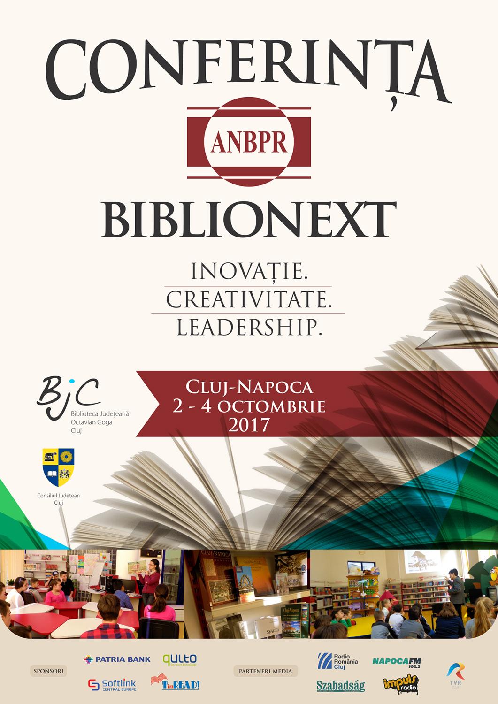 Conferință Națională a Asociației Națională a Bibliotecarilor și Bibliotecilor Publice din România (ANBPR)