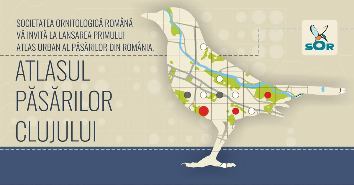 Atlasul Păsărilor Clujului