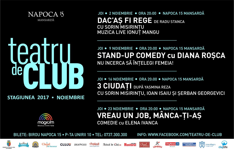Stand-up comedy cu Diana Roșca