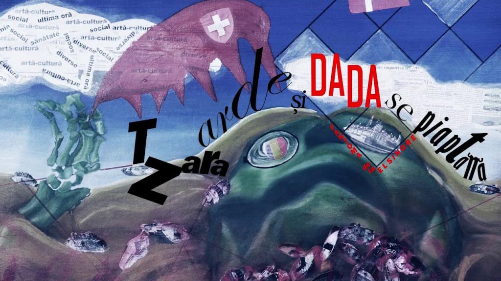 Tzara Arde și Dada se piaptănă (Fantoma de la Elsinore)