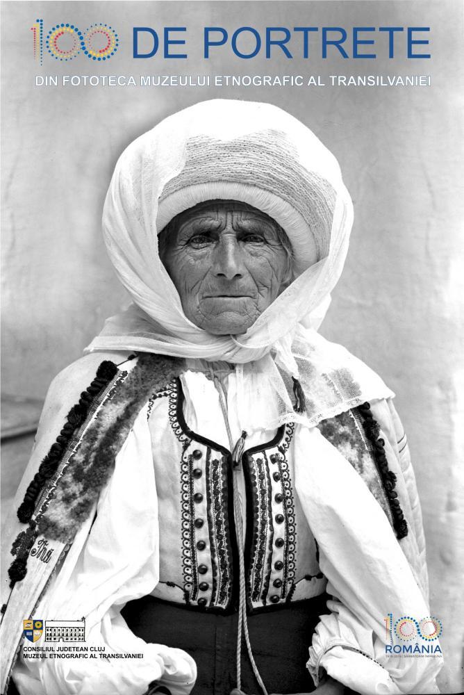 100 de portrete de țărani transilvăneni