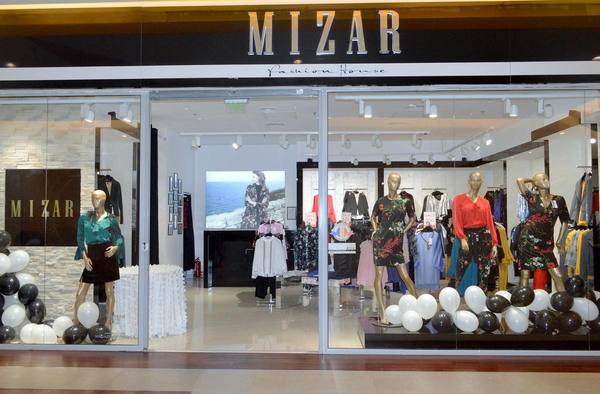 Colecțiile brandului Mizar te așteaptă să le descoperi în Iulius Mall Cluj, într-o nouă locație