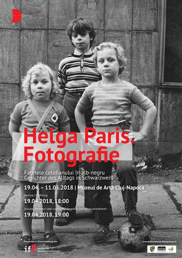 Helga Paris. Fotografie