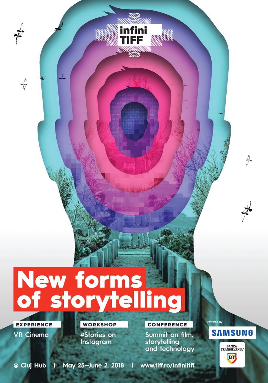Revoluția storytelling-ului și dezvoltarea noilor tehnologii în domeniu,  experimentate la infiniTIFF