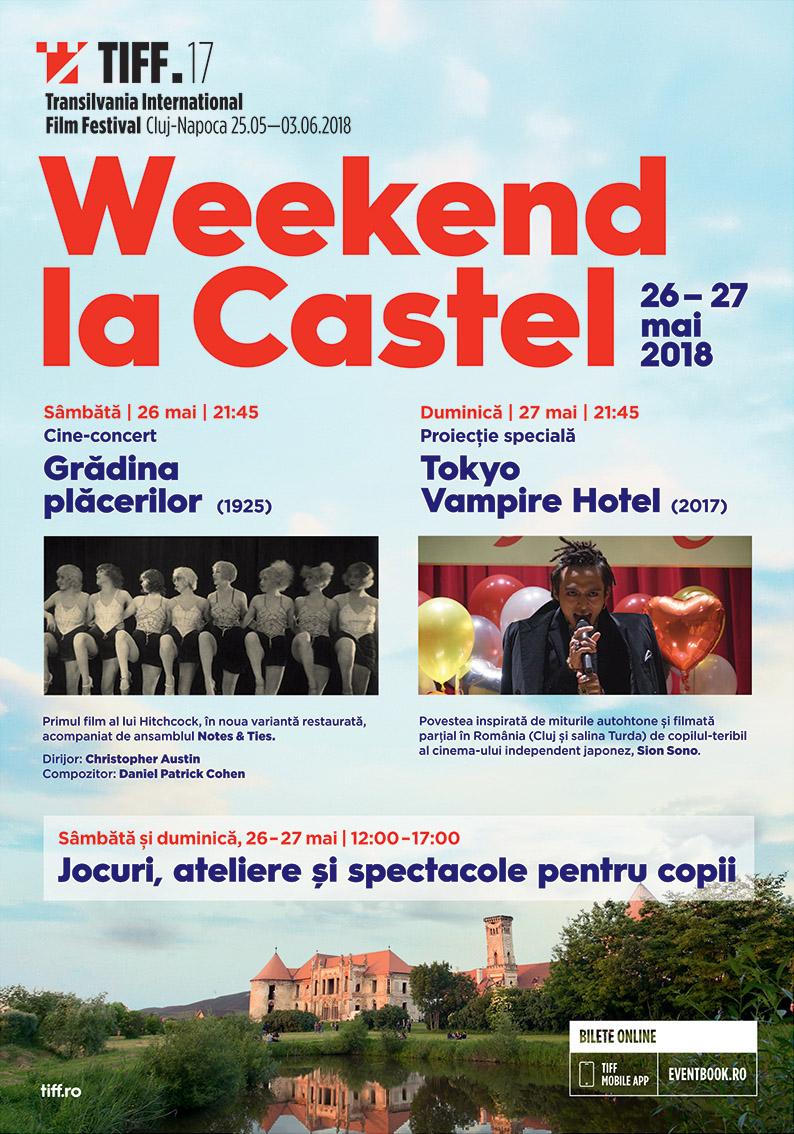 Weekend la Castel