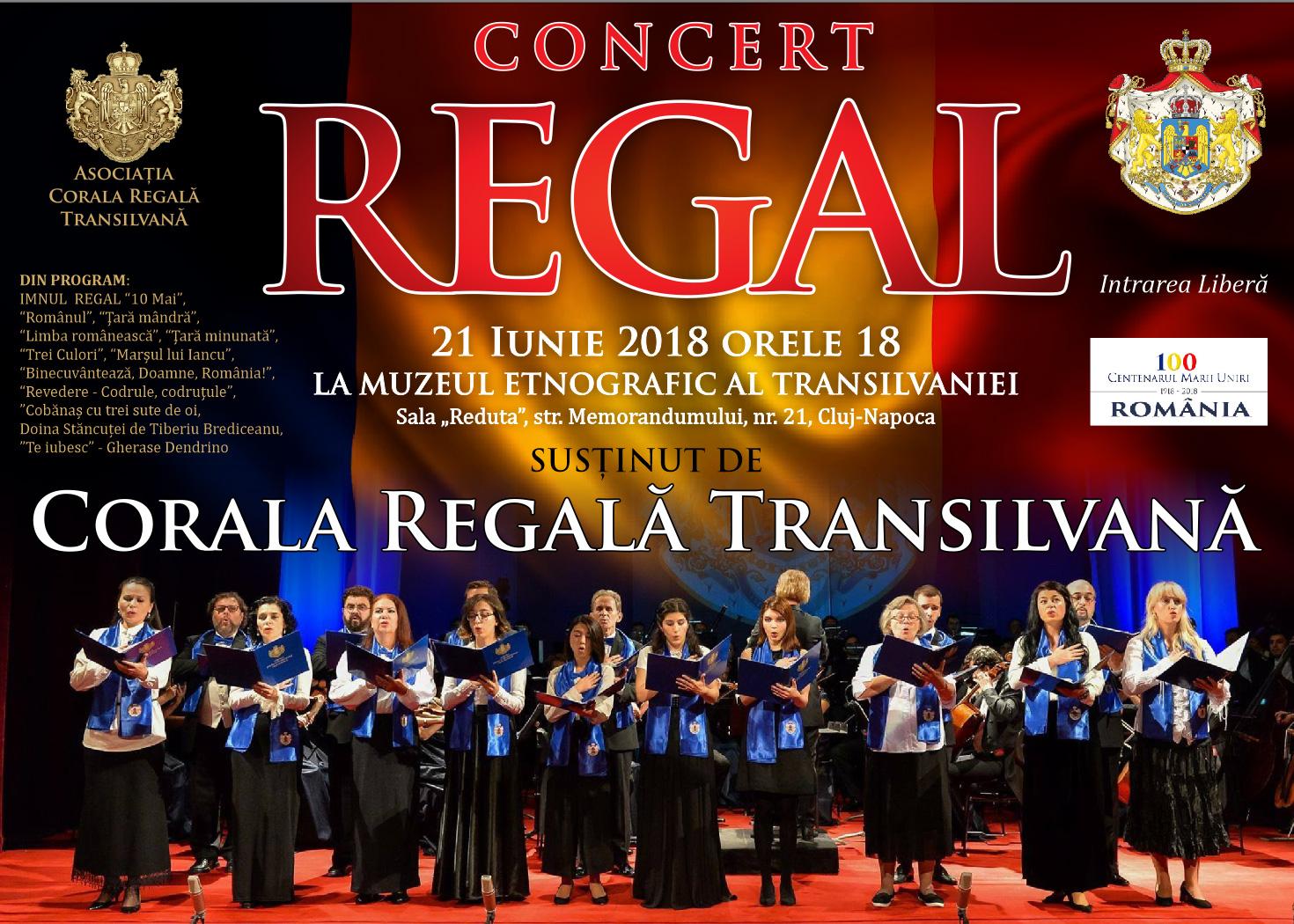 Corala Regală Transilvana
