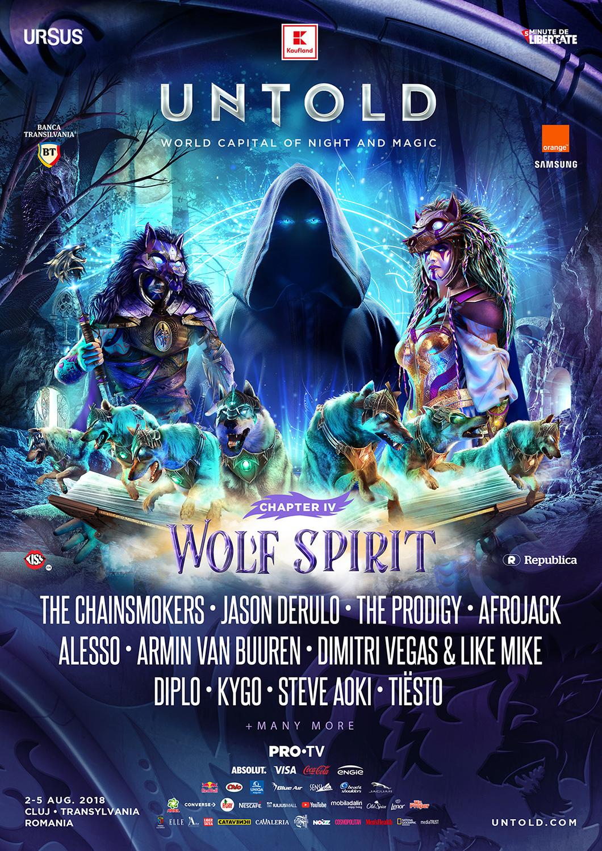 UNTOLD (2018) – Wolf Spirit