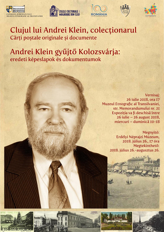Clujul lui Andrei Klein, colecționarul