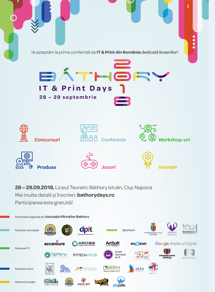 Báthory IT & Print Days