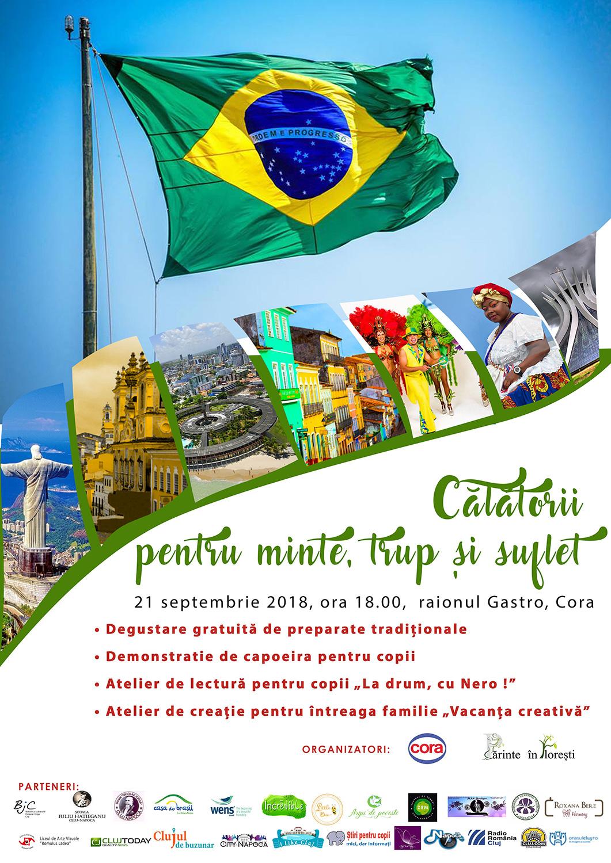 Călătorii pentru minte, trup și suflet - Brazilia