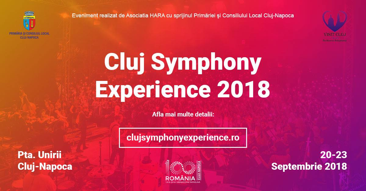Cluj Symphony Experience