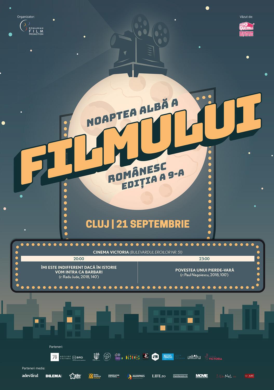Noaptea Albă a Filmului Românesc (2018)