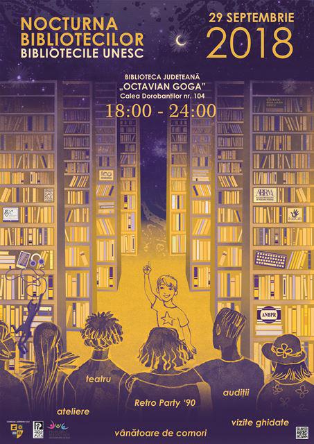 Nocturna Bibliotecilor (2018)