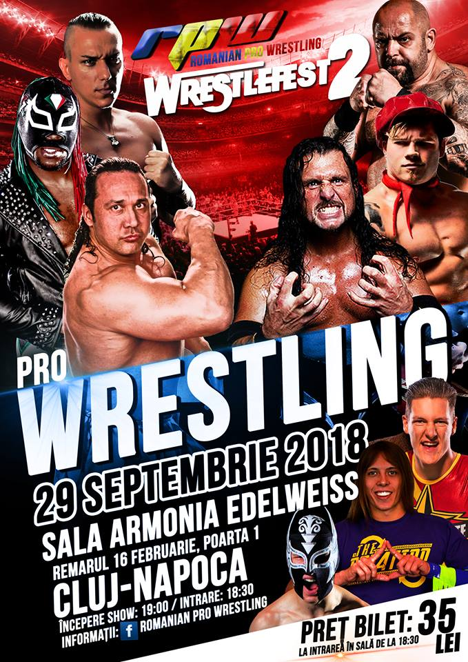 WrestleFest 2