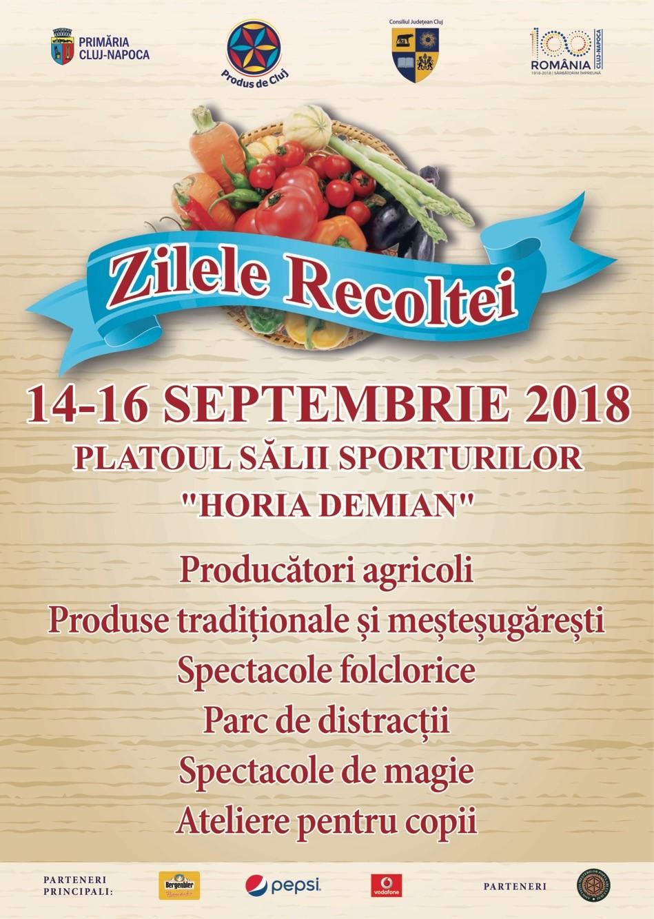 Zilele Recoltei (2018)