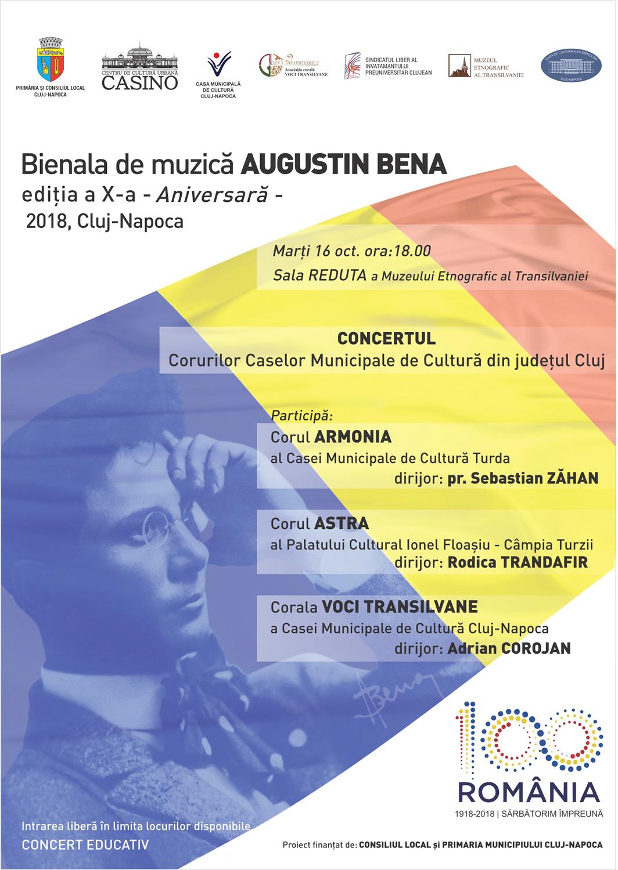 Bienala de muzică Augustin Bena