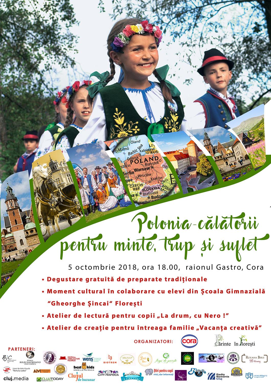Călătorii gastronomice și culturale - Polonia