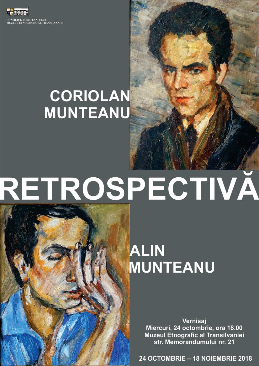 Retrospectivă Coriolan Munteanu