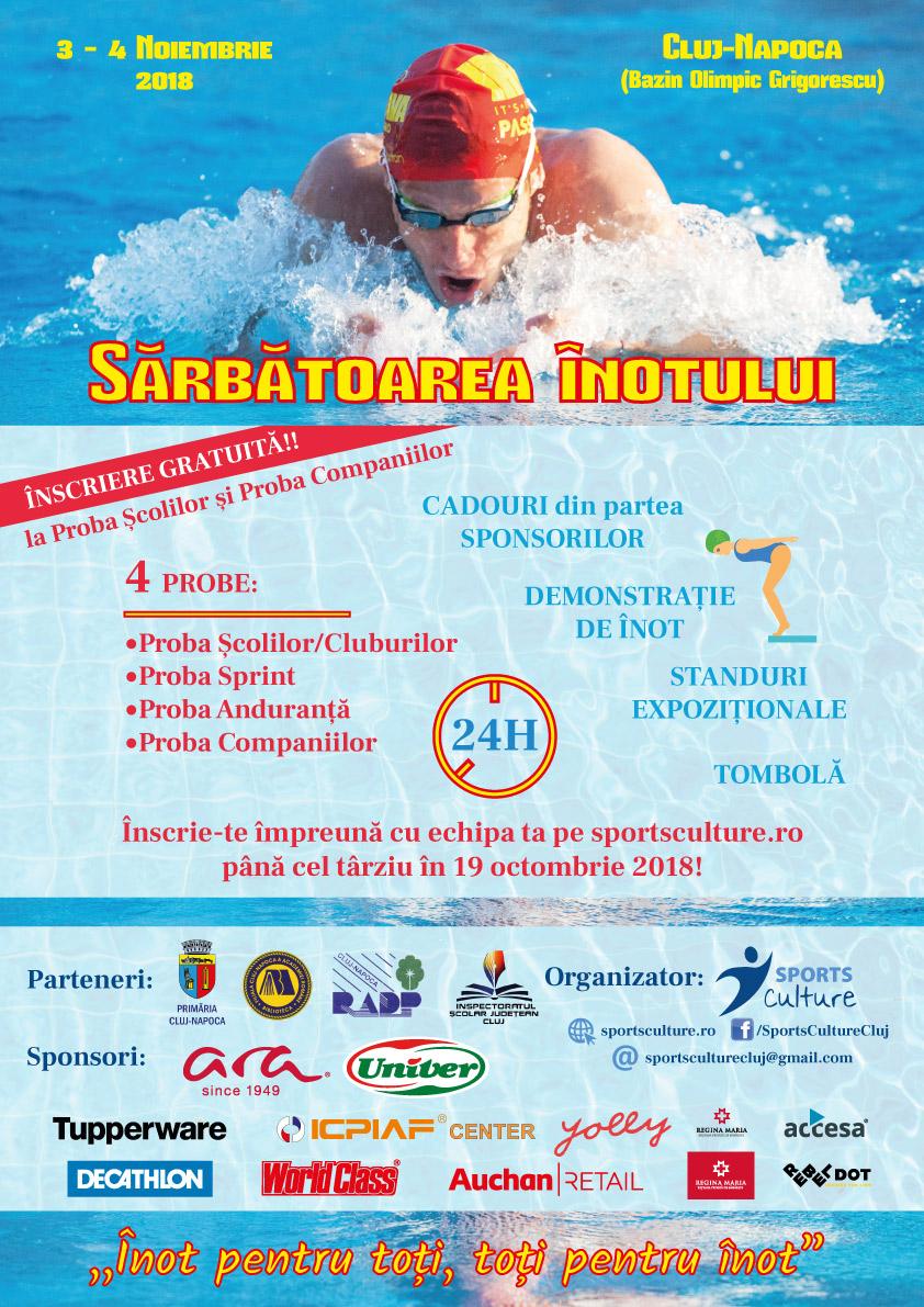 Sărbătoarea înotului