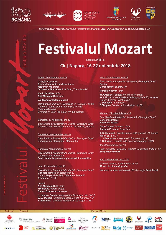 Festivalul Mozart (2018)