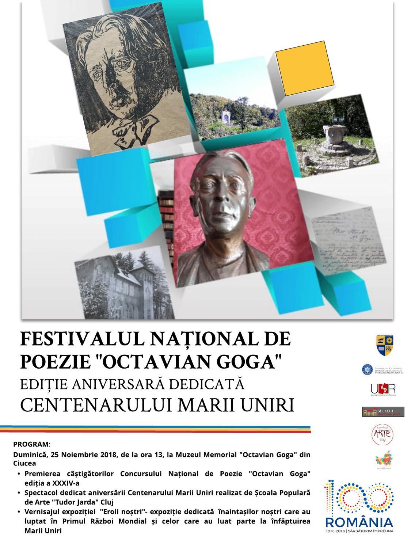 Festivalul Național de Poezie Octavian Goga