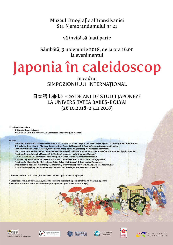 Japonia în caleidoscop