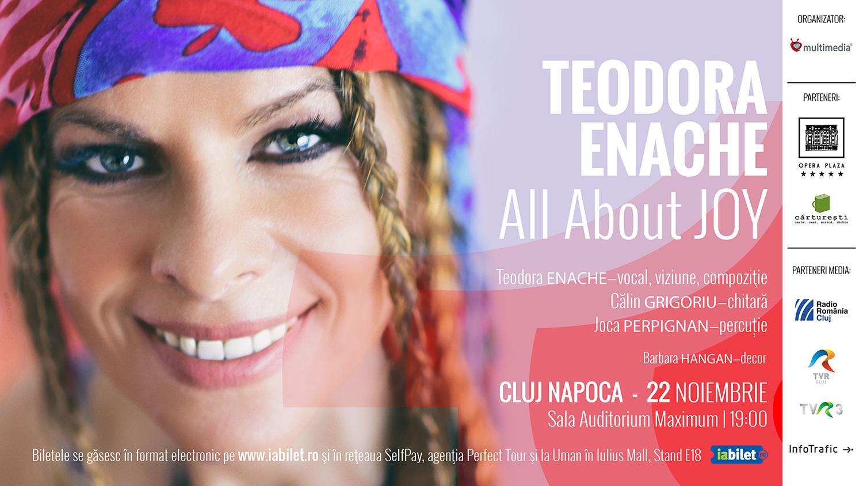 Teodora Enache – All about Joy