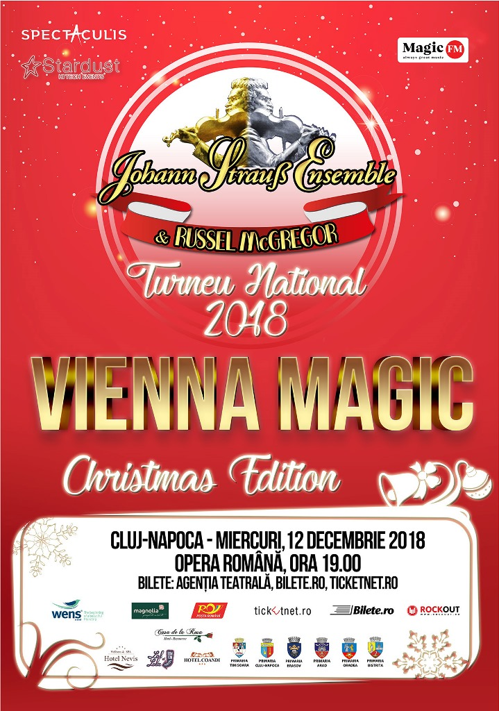 Vienna Magic – Christmas Edition