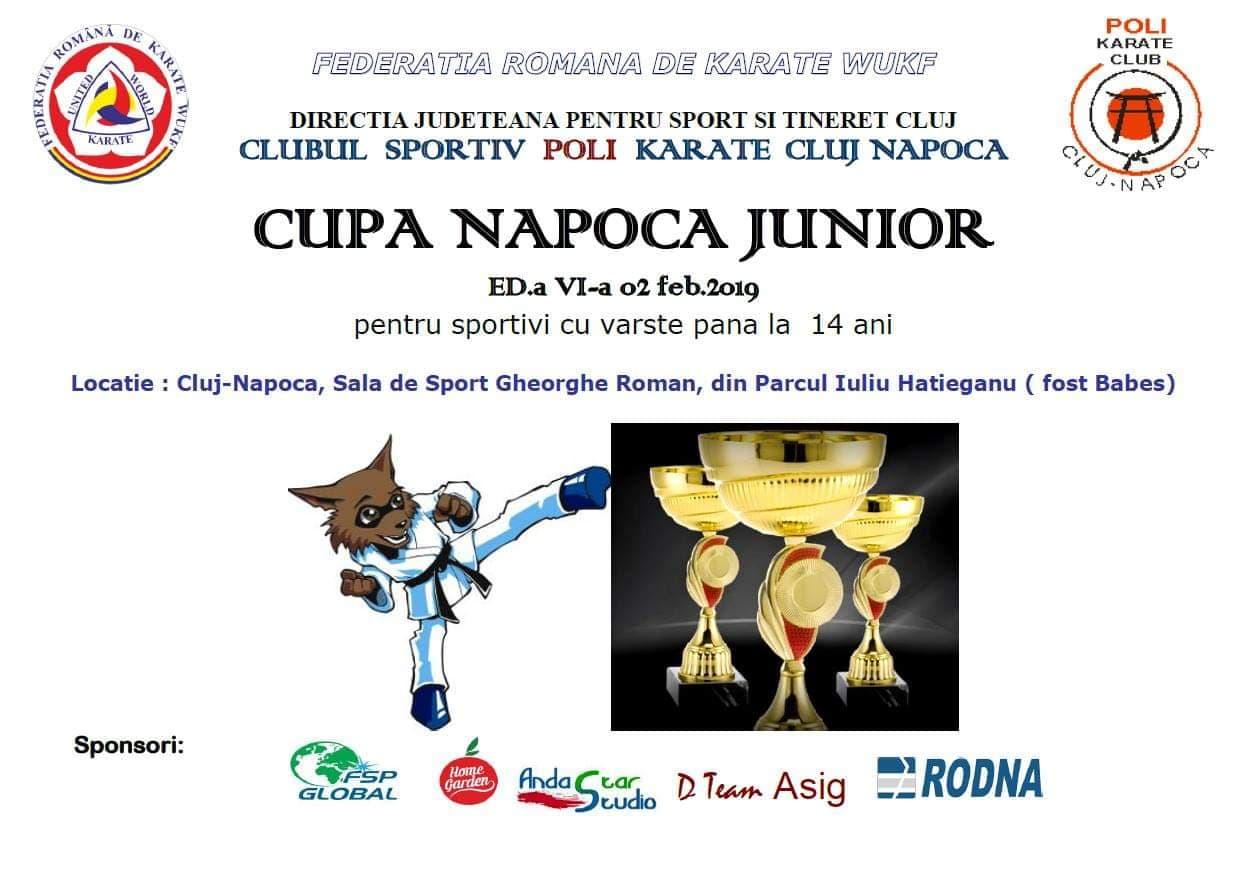Cupa Napoca Junior