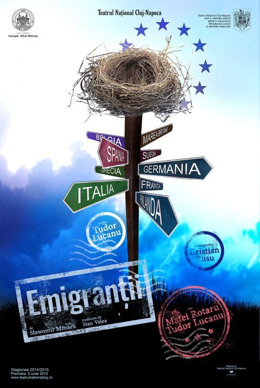 Emigranții