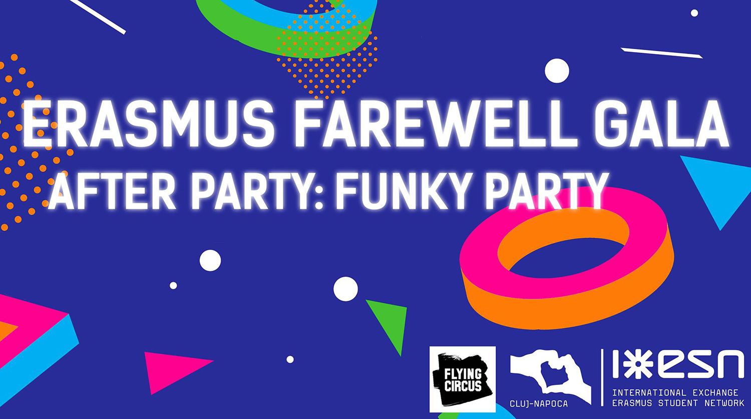 Erasmus Farewell Gala - Funky (After) Party