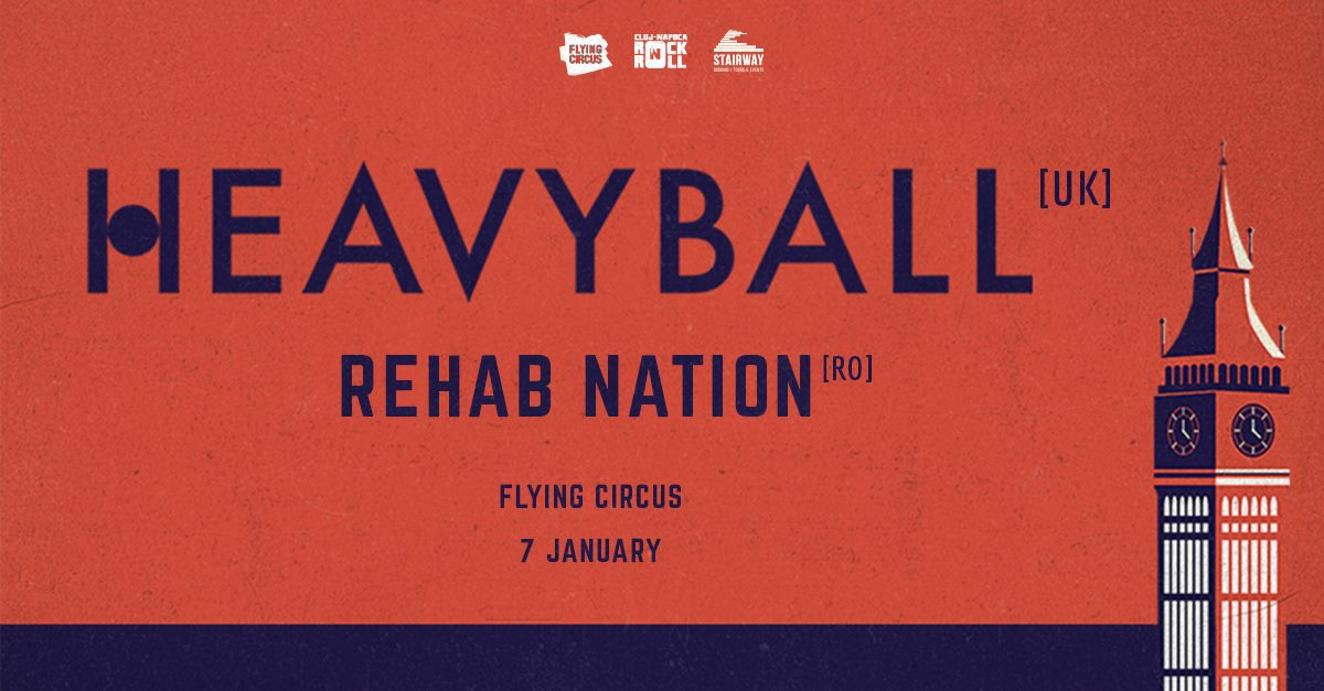 Heavyball și Rehab Nation