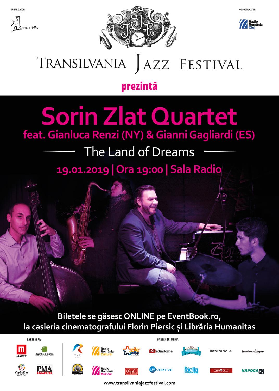 Sorin Zlat Quartet, Gianluca Renzi și Gianni Gagliardi