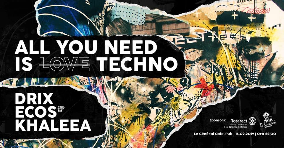 All You Need Is Techno