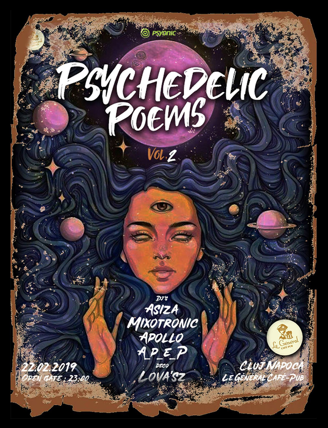 Psychedelic Poems 2