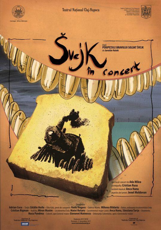 Švejk în concert
