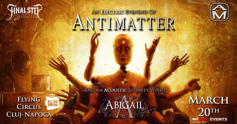 Antimatter și Abigail