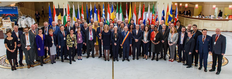 Cluj-Napoca găzduiește în aceste zile conferința comisiei COTER din cadrul Comitetului European al Regiunilor (CoR)