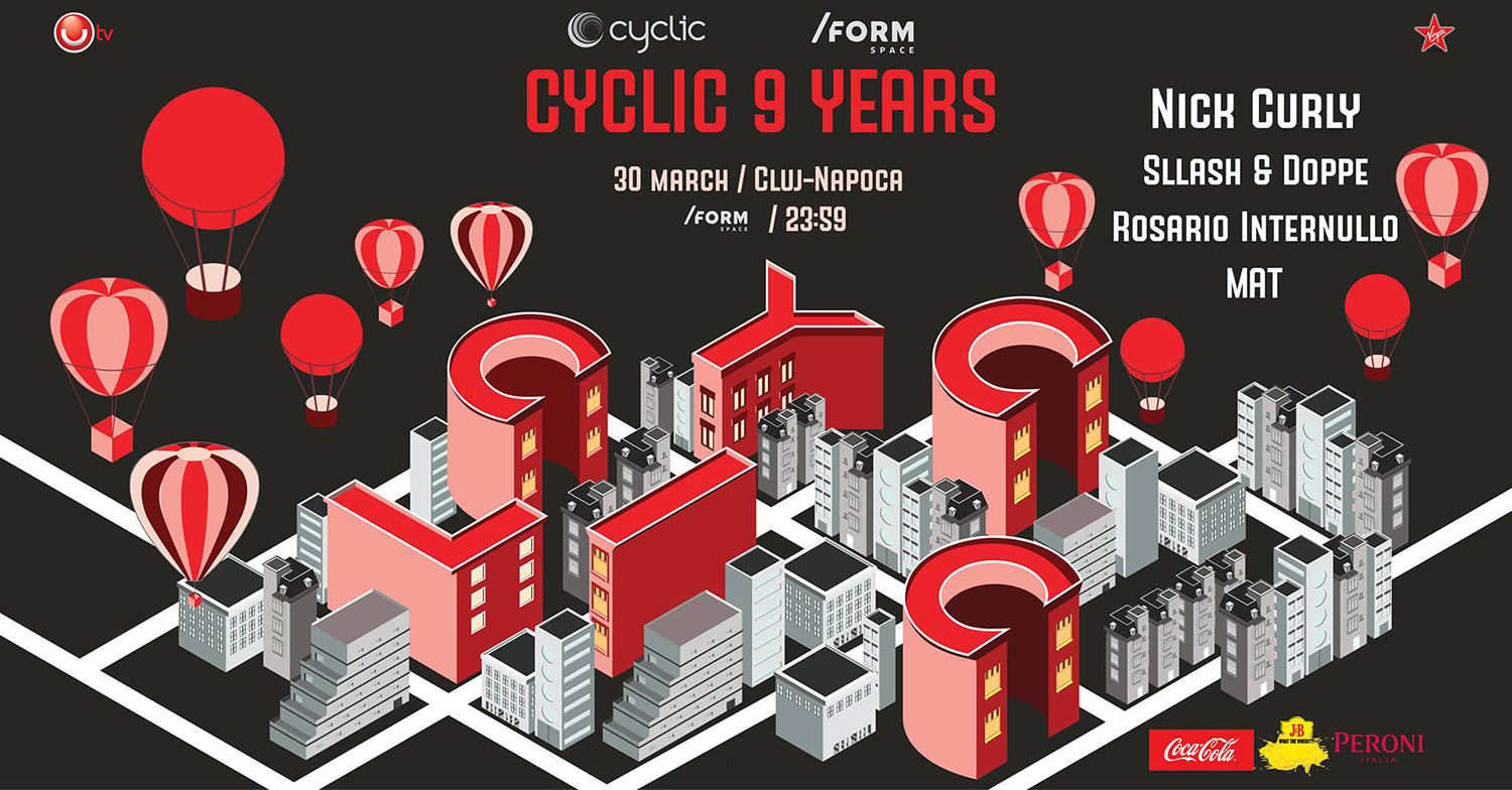 Cyclic 9 Years Anniversary