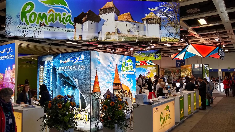 Destinația Cluj - o prezență remarcată în cadrul celui mai mare târg de turism din lume
